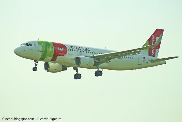 A320 - TAP - AEROPORTO DE LISBOA - LPPT - TP371 - LONDRES - D. AFONSO HENRIQUES
