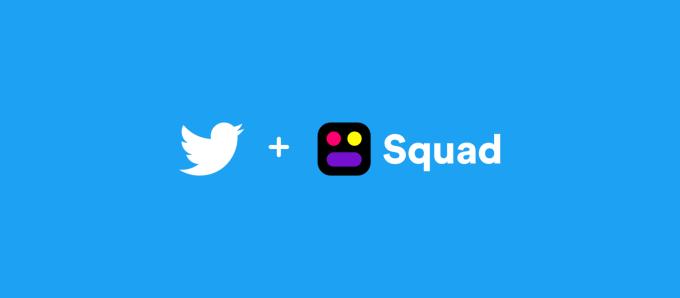 "Twitter Acquires A Screen-Sharing Social Media App ""Squad"""