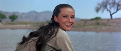 Audrey Hepburn - Los que no perdonan (1960) The Unforgiven