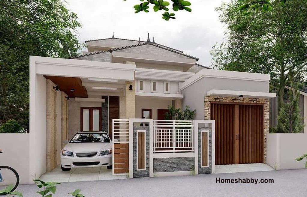 Desain Dan Denah Rumah Toko Dengan Ukuran 12 X 15 M 3 Kamar Tidur Dan Musholla Cocok Untuk Orang Kaya Di Kampung Homeshabby Com Design Home Plans Home Decorating And Interior Design