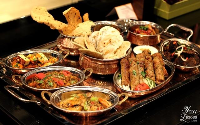 Indian Food Festival at The Cafe of Hyatt City of Dreams Manila