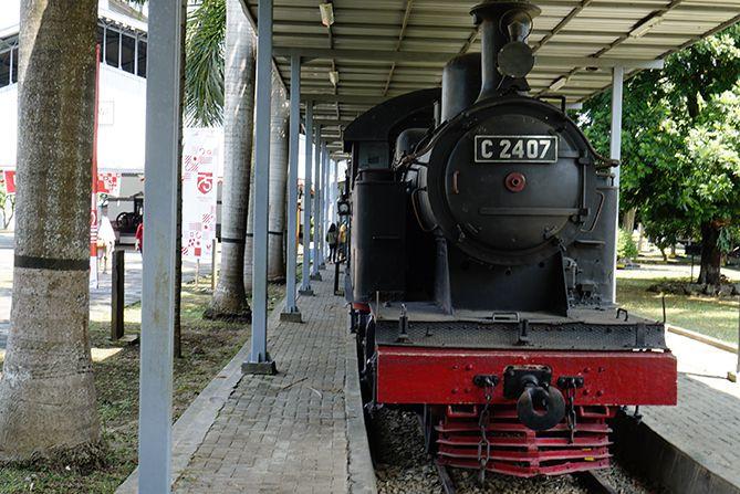 Cerita Kala Berkunjung Ke Museum Kereta Api Ambarawa Nasirullah Sitam