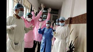 जौनपुर में 13 ने कोरोना से जीती ज़िन्दगी की जंग | #NayaSaveraNetwork
