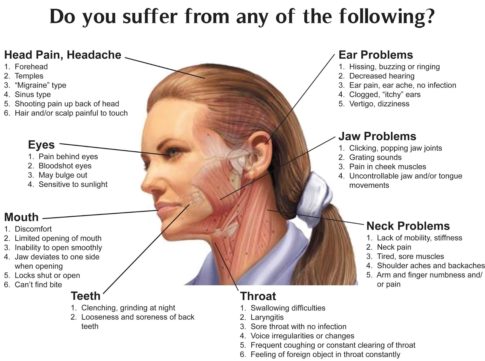 Frequent Headaches In Child