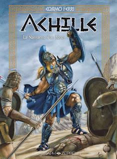 [7BD] Achille: La naissance d'un héros - tome 1