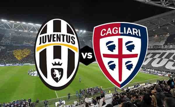 JUVENTUS-CAGLIARI Streaming Gratis: INFO orario Video YouTube Live-Stream Facebook. Dove vederla in Diretta Live TV Pc Tablet iPhone