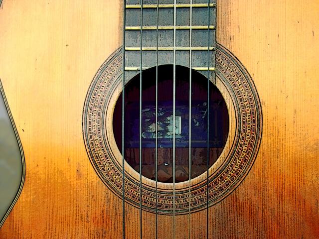 クラシックギター イメージ
