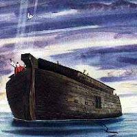 Noah's Ark Adrift