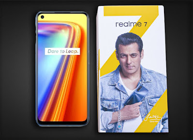 Realme 7 Review : Massive battery backup at affordable price.