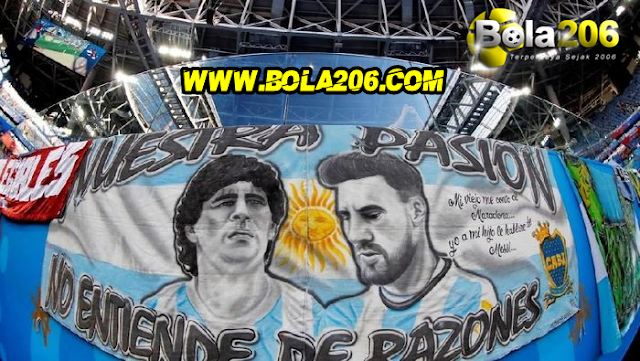 2 Pemain Terbaik Sejarah Argentina