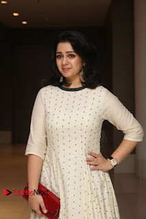 Actress Charmee Kaur Pictures at Tollywood Thunder Franchise Launch  0057.JPG