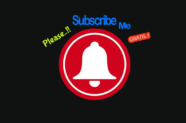 Dukung blog taufiknh.my.id, notifikasi postingan baru