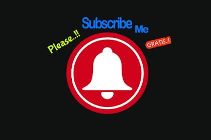 Dukung blog taufiknh.my.id, Dapatkan notifikasi postingan baru