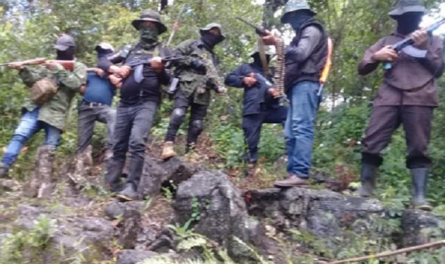 Surge el ERI, grupo armado en Chiapas' ..además declaró la guerra al gobierno de AMLO
