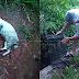 (Video) Apek Cetus Kemarahan Netizen, Lemaskan Kucing Bunting Dalam Sungai