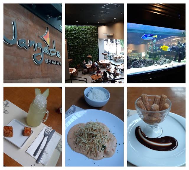 Restaurantes em Campinas - Jangada Restaurante