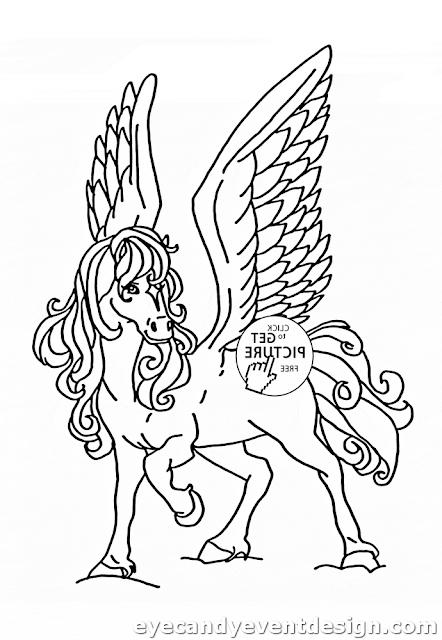 Ausmalbilder Pferde, Ausmalbilder Und