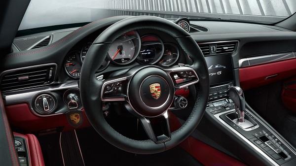 Porsche Targa 4S