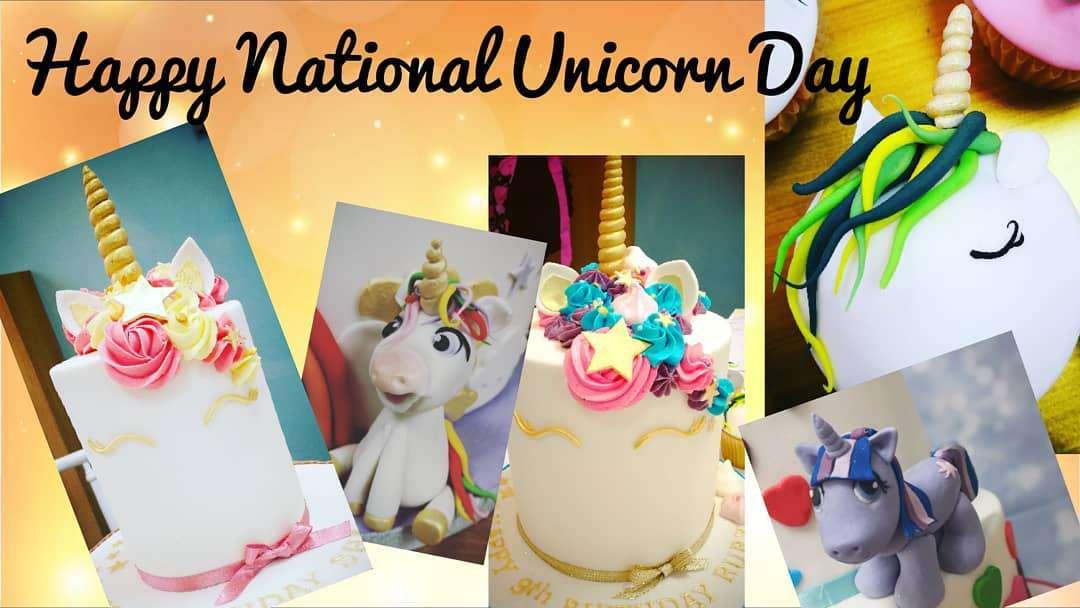 National Unicorn Day Wishes Photos