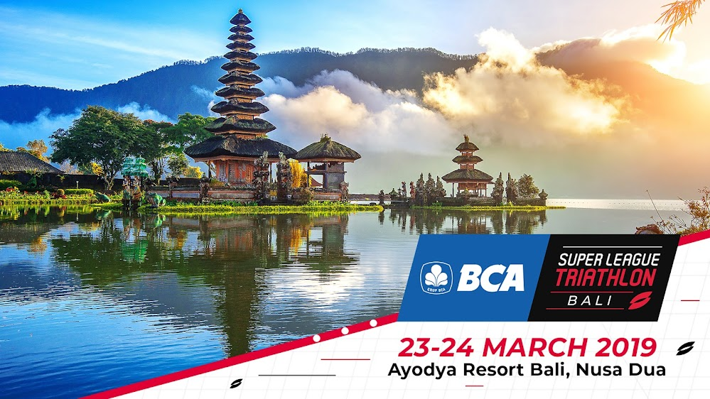 BCA Super League Triathlon Bali • 2019