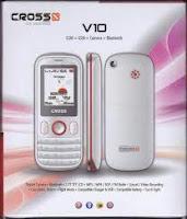 CROSS V10