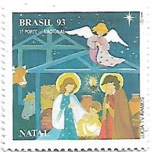 Selo Natal de 1993