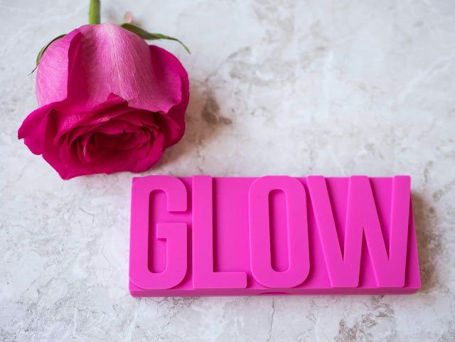 Glamglow - revue sur la palette glowpowder