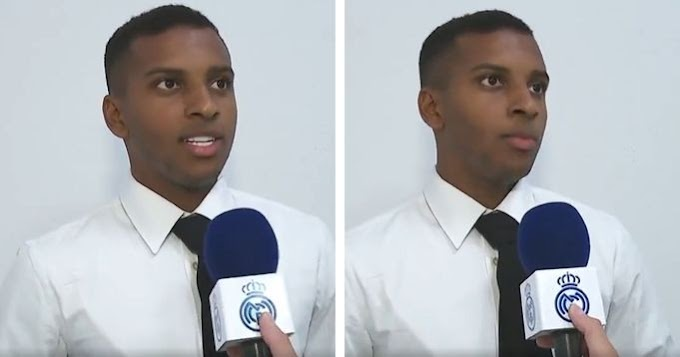 Rodrygo I want to play more but I respect the coach's decisions