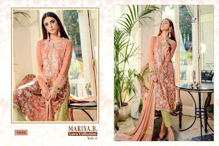 Shree Fab Mariya b lawn Collection 3 pakistani Suits