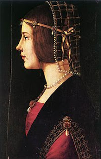 Ludovico's wife, Beatrice, wanted her son to inherit the Duchy