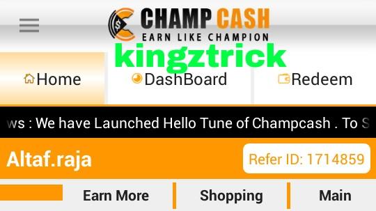 Champcash Kaise Hack Kare