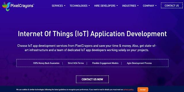 Top 10 IoT Development Company in 2020?