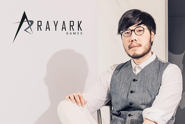 Ming-Yang Yu (CEO of Rayark / Executive Producer)