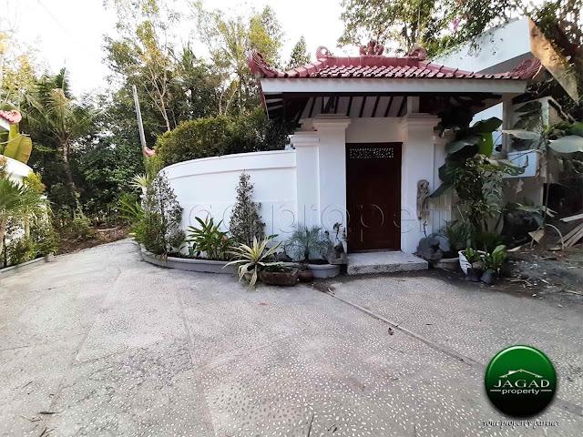 Villa Fasilitas Kolam Renang di Jogja Selatan