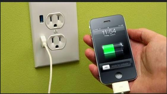 mitos soal charging