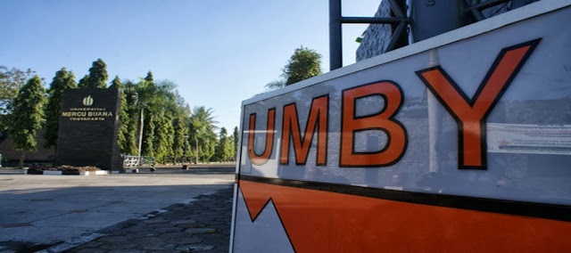 Ekstensi D3 Ke S1 Universitas Mercu Buana Yogyakarta Tahun 2018