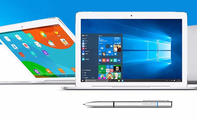 teclast tbook 16 pro dual-boot