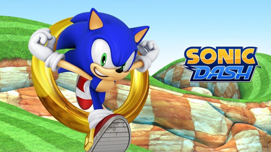 Download - Sonic Dash v4.6.0 Apk Mod [Anéis Ilimitados] - Winew