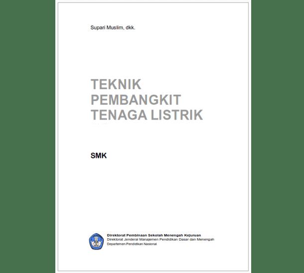 Buku SMK Teknik Pembangkit Tenaga Listrik