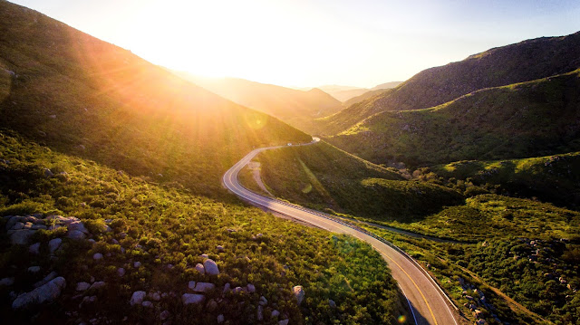 Winding Road to Success