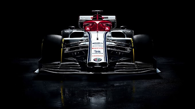 F1 2019 Alfa Romeo C38 Wallpaper