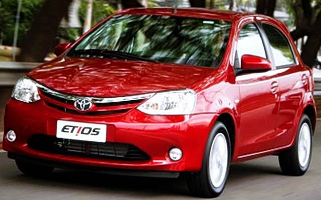 2017 Toyota Etios Redesign