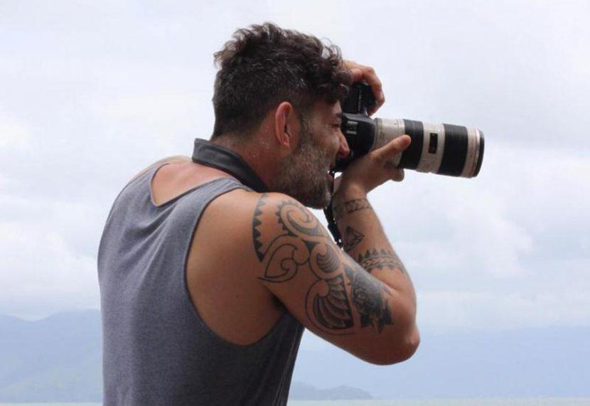 Fotografar na pandemia