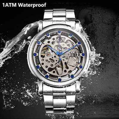 Erbida Automatic Mens Watch