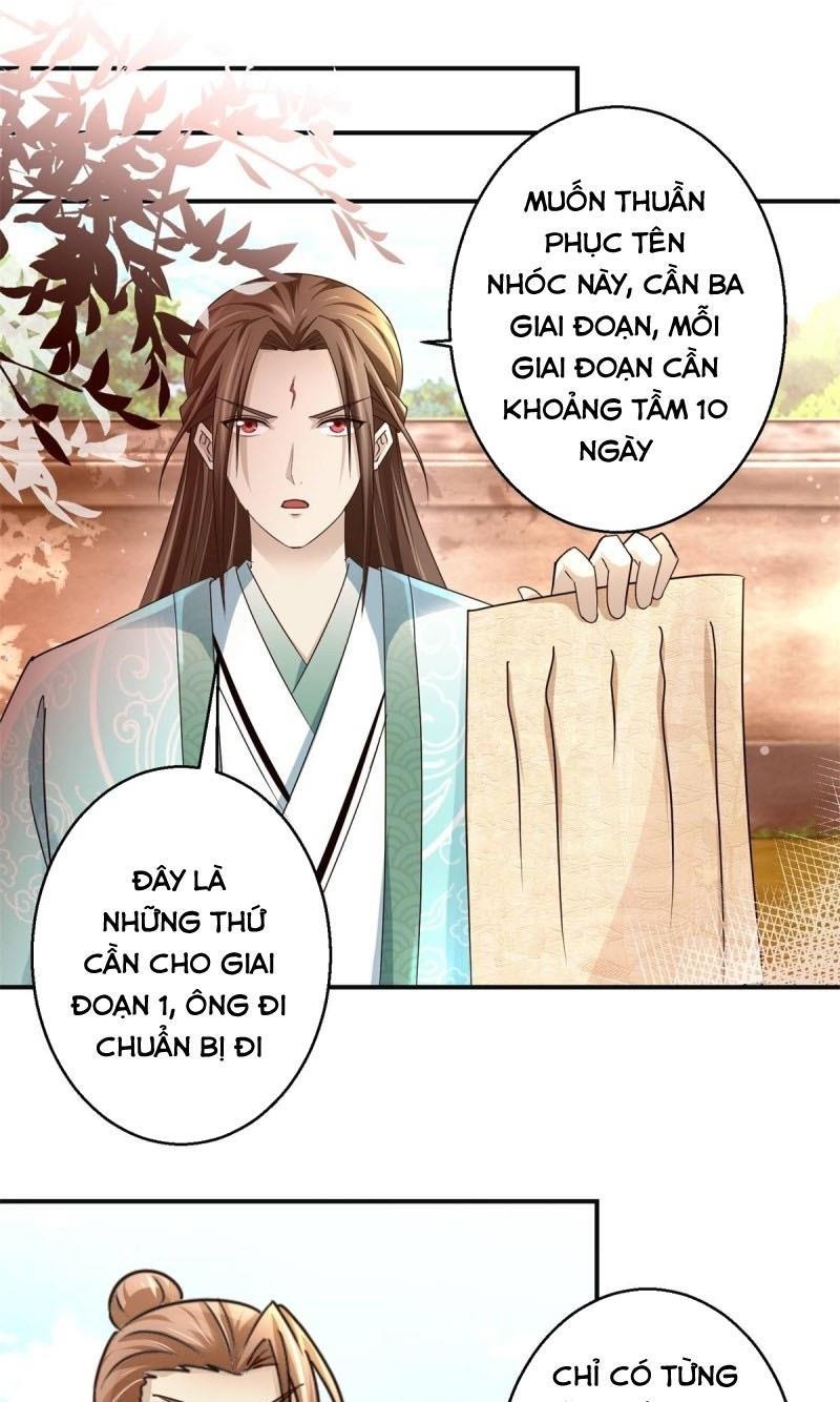 Cửu Dương Đế Tôn chap 155 - Trang 15