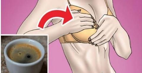 هذه الفتاه كانت تشرب القهوة 3 مرات يوميا وماحدث لثديها كان صادم وكارثة