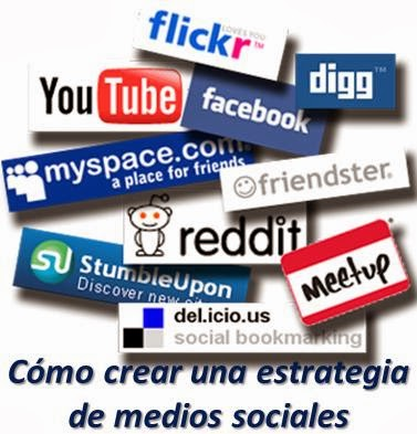 Cómo crear una estrategia de medios sociales