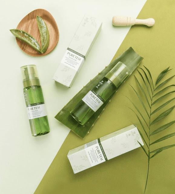 Review Puretem Purevera Skin and Emulsion