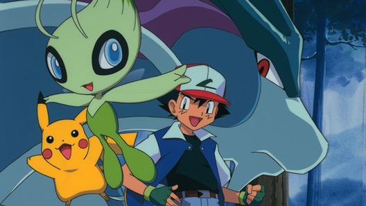 Pokemon The Movie Celebi Voice Of The Forest Animepisode Animepisode