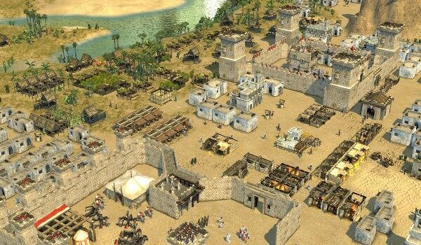 تحميل لعبة stronghold crusader 2 كاملة